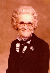 Rev. Veralee Bryson Massey 1912-1992 Beloved Wife, Mother and Grndmother